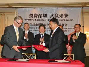 Signatures Shenzhen